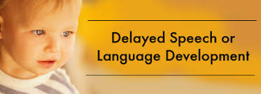 Delayed Speech or Language Development or disorder as Dyslexia