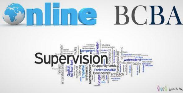 BCBA Supervision Online Specialist