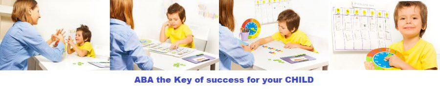 ABA the Key of success for your child