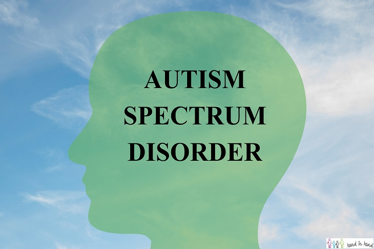 Information on Autism Spectrum Disorder Concept