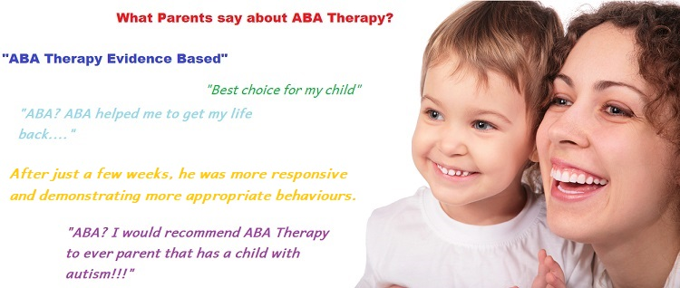 Parents love ABA Therapy since they are seeing a huge progress in their kids