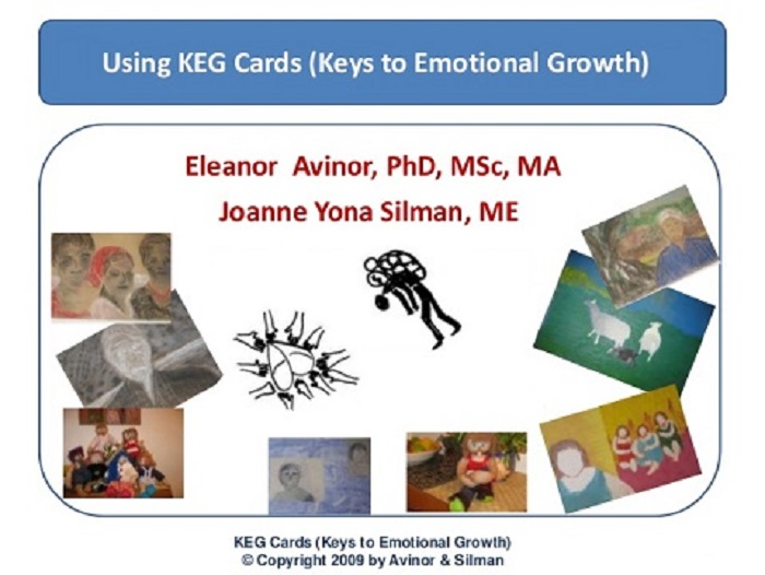 Kegcards | Keys to Emotional Growth Training hosted by Hand in Hand